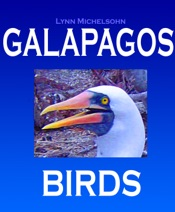 Galapagos Birds: Wildlife Photographs from Ecuador's Galapagos Archipelago, the Encantadas or Enchanted Isles, with words of Herman Melville, Charles Darwin, and HMS Beagle Captain Robert FitzRoy