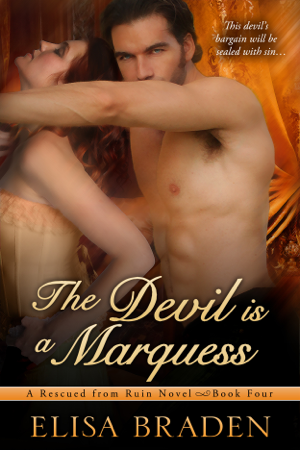 The Devil Is a Marquess - Elisa Braden