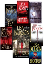 LISA JACKSONS BENTZ & MONTOYA BUNDLE: SHIVER, ABSOLUTE FEAR, LOST SOULS, HOT BLOODED, COLD BLOODED, MALICE & DEVIOUS
