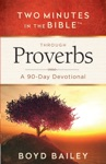 Two Minutes In The Bible Through Proverbs