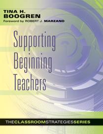 Supporting Beginning Teachers book