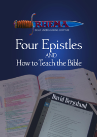 Four Epistles and How to Teach the Bible book
