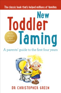 New Toddler Taming Book Cover