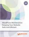 WordPress Maintenance Keeping Your Website Safe And Efficient
