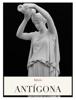 Sófocles - Antígona ilustración