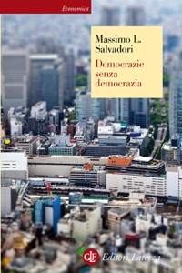Democrazie senza democrazia Book Cover