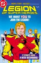 Legion Of Super-Heroes (1984-) #17