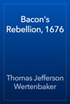 Bacons Rebellion 1676