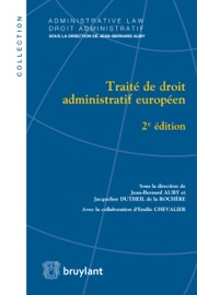 Trait De Droit Administratif Europ En