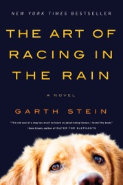 The Art of Racing In the Rain - Garth Stein Book
