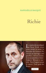 Richie La couverture du livre martien
