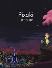 Pixaki User Guide