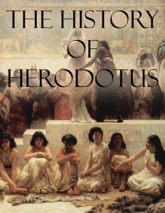 The History of Herodotus Book Cover