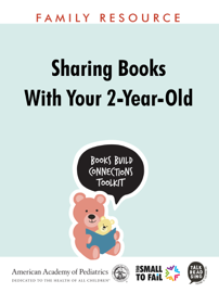 Sharing Books with Your 2-Year-Old book