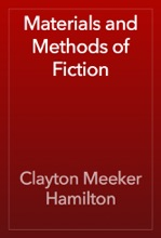 Materials And Methods Of Fiction