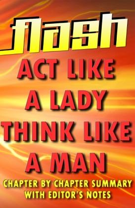 Act Like a Lady, Think Like a Man by Steve Harvey : Flash Summaries image