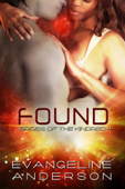 Found...Book 4 in the Brides of the Kindred Series