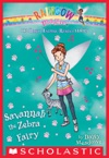 The Baby Animal Rescue Fairies 4 Savannah The Zebra Fairy