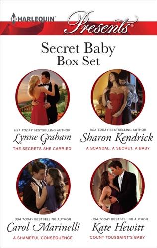 Lynne Graham, Sharon Kendrick, Carol Marinelli & Kate Hewitt - Secret Baby Box Set