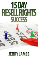 15 Days Resell Rights Success