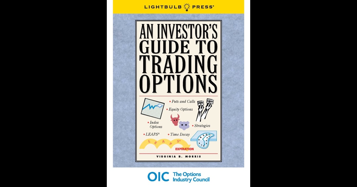 Investor's guide to trading options