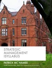 Strategic Management ISyllabus