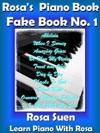 Rosas Piano Book - Fake Book No 1
