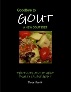 Goodbye to Gout Libro Cover
