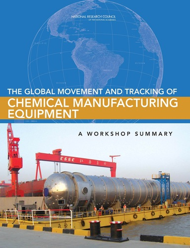 Kathryn Hughes - The Global Movement and Tracking of Chemical Manufacturing Equipment