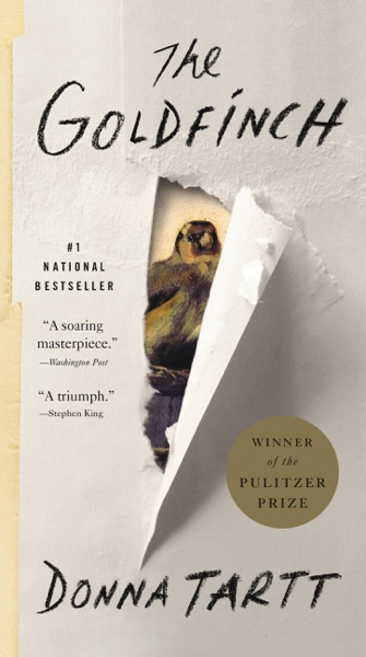 The Goldfinch - Donna Tartt book cover