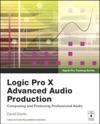 Logic Pro X Advanced Audio Production