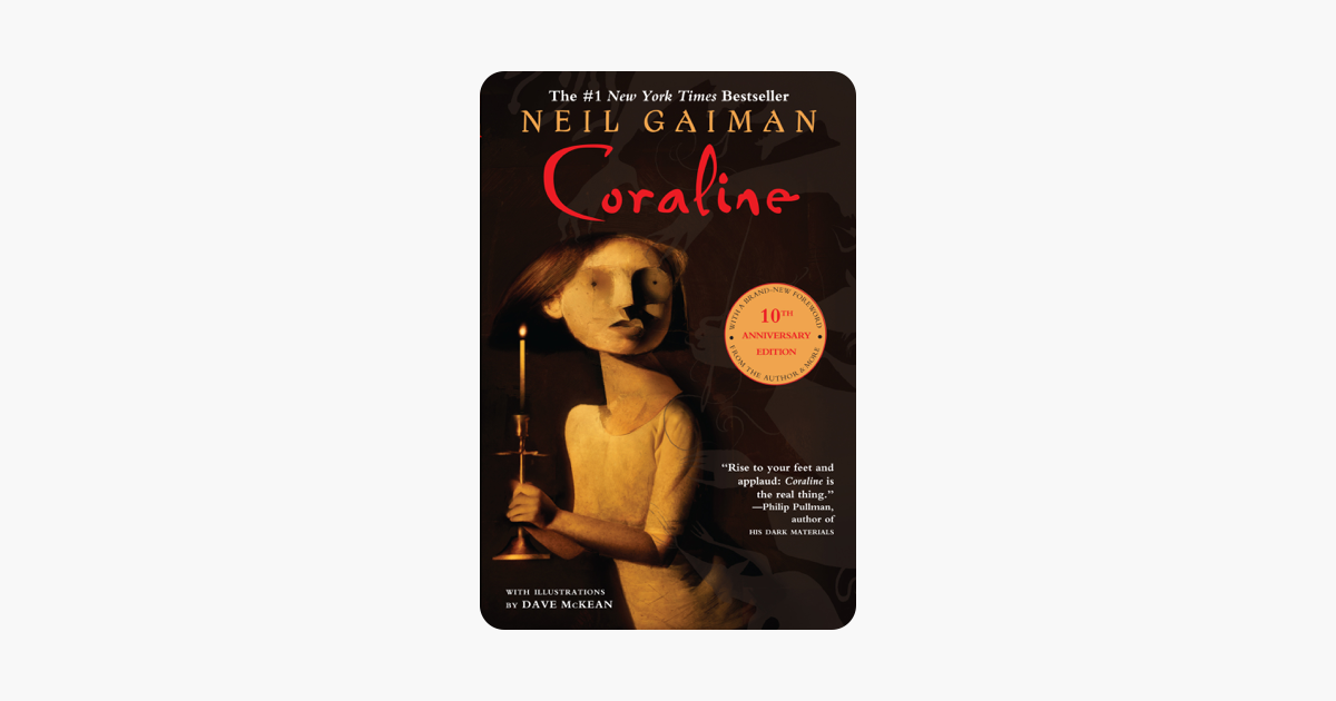 Coraline 10th Anniversary Edition - Neil Gaiman