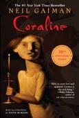 Coraline 10th Anniversary Edition Book Cover