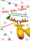 Holly Jolly Tales Kids Christmas Short Story Bundle For Age 5  Up