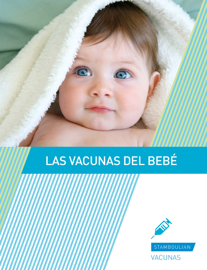 Las vacunas del bebé book