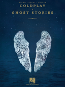 Coldplay - Ghost Stories Songbook Book Cover