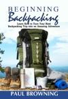 Beginning Backpacking