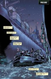 G.I. Joe: Origins #0