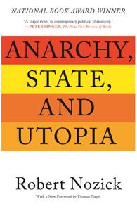 Anarchy, State, and Utopia Copertina del libro