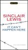 Sinclair Lewis, Michael Meyer & Gary Scharnhorst - It Can't Happen Here  artwork