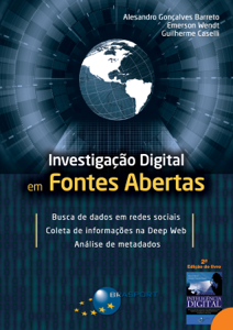 Investigação digital em fontes abertas Book Cover
