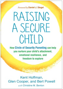 Raising a Secure Child Book Cover