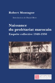 Naissance Du Prol Tariat Marocain