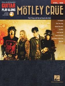 Motley Crue Book Cover