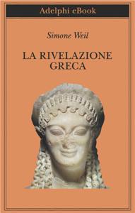 La rivelazione greca Libro Cover