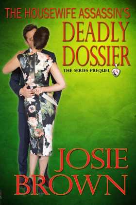 The Housewife Assassin's Deadly Dossier image