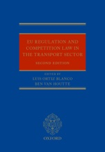 EU Regulation and Competition Law in the Transport Sector