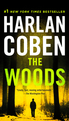Harlan Coben - The Woods book