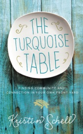 The Turquoise Table