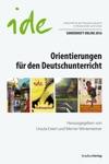 Orientierungen Fr Den Deutschunterricht